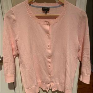 Talbots Women's Petite Medium Pink Long Sleeve